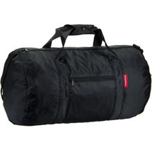 reisenthel Reisetasche mini maxi dufflebag Black (20 Liter)