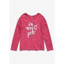 Marc O'Polo Girls Longsleeve vivacious|pink