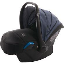 Babyschale Milan Voletto Carryo, schwarz-blau  Kinder