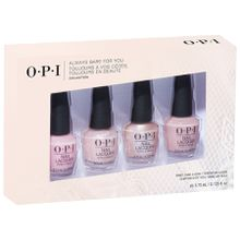 OPI Always bare for you Collection  Nagellack Set 1.0 pieces