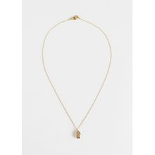 Puka Shell Necklace - Gold