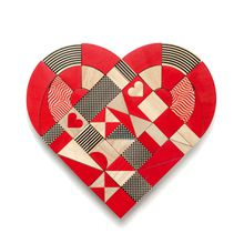 Miller Goodman - HeartShapes Holzspielzeug