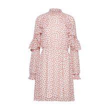 VILA Kleid weiß