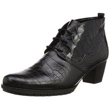 Gabor Shoes 36.605 Damen Kurzschaft Stiefel, Grau (Graphit (Micro) 90), 38.5 EU