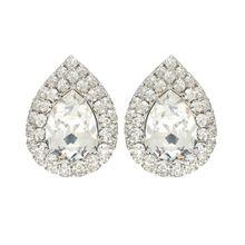 Ohrringe Charmaine mit Kristallen