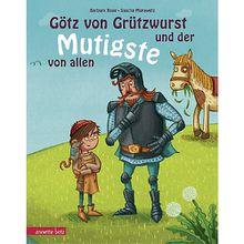 Buch - Götz von Grützwurst und der Mutigste von allen