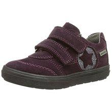Richter Kinderschuhe Ilva, Mädchen Sneakers, Violett (eggplant 7600), 27 EU (9 Kinder UK)