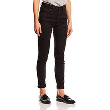 Levi's Damen Jeans 721 High Rise Skinny, W29/L34, Schwarz (Black Sheep)