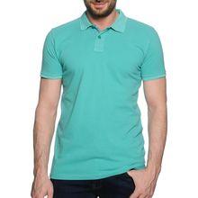 Milano Poloshirt in grün für Herren