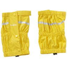 Playshoes Unisex - Kinder Stulpen 408920 Gamschen/Regenstulpen, Gr. 116, Gelb (12 gelb)