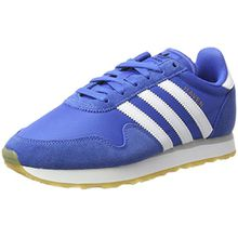 adidas Originals Unisex-Kinder Haven J Sneaker, Blau (Blue), 38 EU