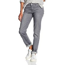 ESPRIT Damen Jeanshose 996EE1B905, Grau (Grey Medium Wash 922), W26/L32