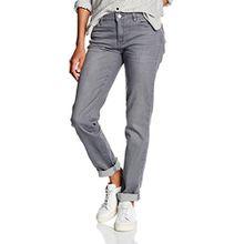 ESPRIT Damen Jeanshose 996EE1B905, Grau (Grey Medium Wash 922), W26/L32