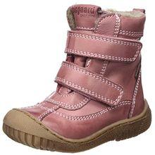 Bisgaard Unisex-Kinder Klettstiefel Schneestiefel, Pink (700 Rose), 26 EU