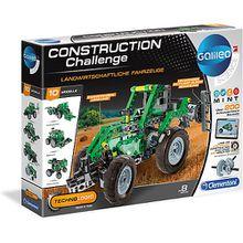 Galileo - Construction Challenge - Landwirtschaftliche Fahrzeuge