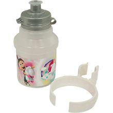Minions Fahrradtrinkflasche, 350 ml weiß