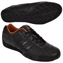 adidas Originals ADI RACER LO M V24494, Unisex - Erwachsene Sneaker, Schwarz (BLACK1/BLACK), EU 43 1/3 (UK 9)