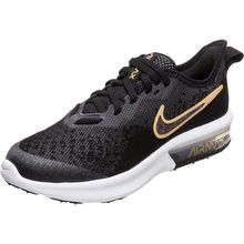 Nike Sportswear Air Max Sequent 4 Shield Sneaker Kinder schwarz