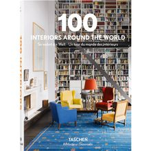 TASCHEN Deutschland TASCHEN Verlag - 100 Interiors Around the World