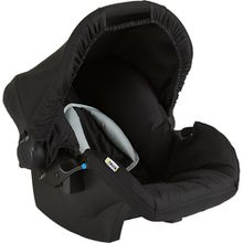 Babyschale Zero Plus, black schwarz