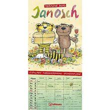 Buch - Janosch 2020 Familienplaner