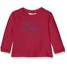 Kanz Mädchen Sweatshirt 1726617, Rot (Persian Red 2007), 86