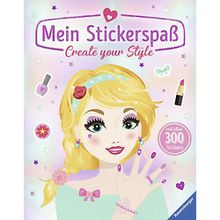 Buch - Mein Stickerspaß: Create your Style