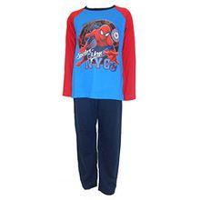 Spiderman-Verbrechen-Kämpfer-Jungen-Pyjama 5-6 Jahre