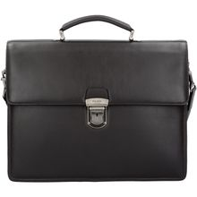 Picard Retro Aktentasche Leder 37 cm Laptopfach