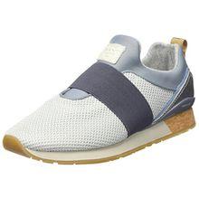 GANT Footwear Damen Linda Slipper, Grau (Light Gray), 38 EU