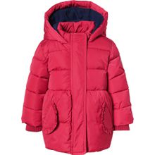 SALT AND PEPPER Winterjacke rot