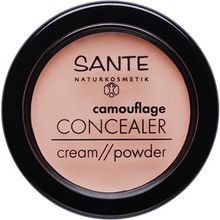 Sante Naturkosmetik Make-up Teint Camouflage Concealer Nr, 02 Sand 3,40 g