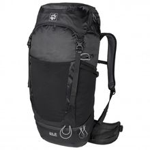 Jack Wolfskin - Kalari Trail 42 Pack - Reiserucksack Gr 42 l schwarz;blau