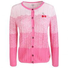 Alprausch - Women's Badi-Lisa Knitted - Pullover Gr L;M;S rosa;grau/schwarz