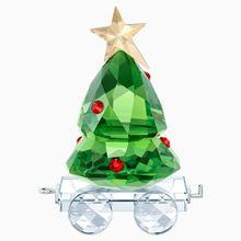 Weihnachtsbaum Waggon