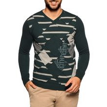 Desigual Pullover in grün für Herren