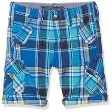 Kanz Jungen Shorts Bermudas, Mehrfarbig (Y/D Check 0002), 98
