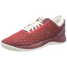 Reebok Damen Crossfit Nano 8.0 Sneaker, Mehrfarbig (Primal Red/Urban Maroon/Chalk/Black Cm9172), 40 EU