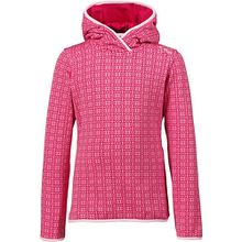 CMP Hoodie Pullover rot