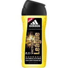 adidas Herrendüfte Victory League Shower Gel 2 x 250 ml