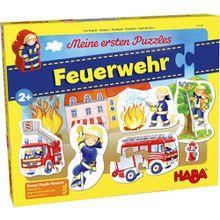 HABA Meine ersten Puzzles – Feuerwehr