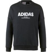 ADIDAS PERFORMANCE Sweatshirt schwarz / weiß