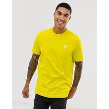 adidas Originals - Essentials - Gelbes T-Shirt - Gelb