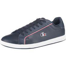 LACOSTE Graduate Sneakers Low dunkelblau Herren