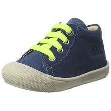 Naturino Baby Jungen 3972 Sneaker, Blau (Blau), 22 EU