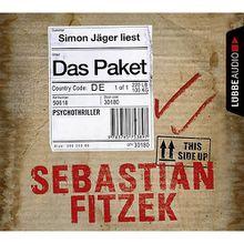 Sebastian Fitzek - Das Paket (6 CDs) Hörbuch
