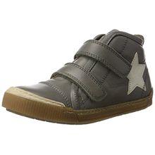 Bisgaard Unisex-Kinder Klettschuhe Hohe Sneaker, Grau (400 Grey), 30