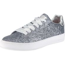 REPLAY Welh Sneakers Low grau Damen