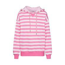 EDC BY ESPRIT Sweatshirt Sweatshirts pink Damen