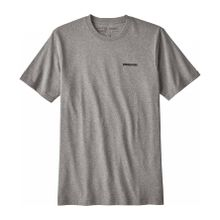Patagonia - P-6 Logo Responsibili Herren T-Shirt (grau) - S